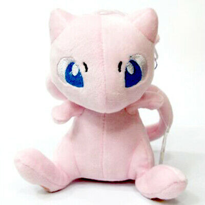Mew Legendary Pokemon Psychic Plush Toy Soft Stuffed Animal