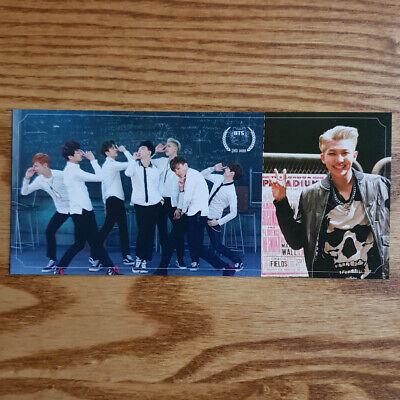 RM Official Photocard BTS 2nd Mini Album Skool Luv Affair Kpop Genuine