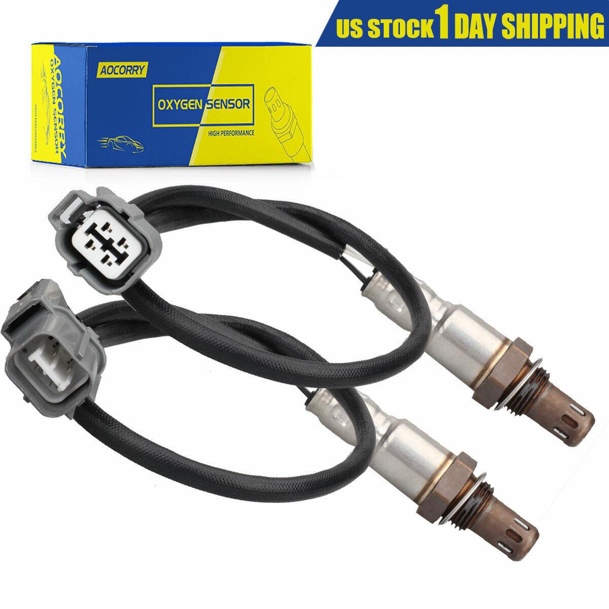 2X Up/&Downstream Oxygen O2 Sensor fit for 01 02 03 04 05 Honda Civic 1.7L D17A7