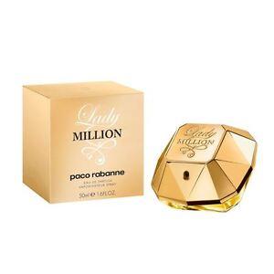 Paco Rabanne Lady 1 Million F EDP 50ml Spray Fresh Top Notes Ladies Fragrances