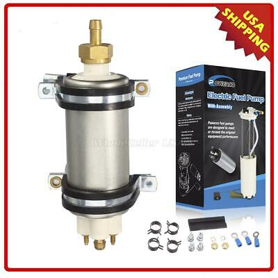 - E8445 SP1155 In-line Universal 45-65 PSI 35 GHP Fuel Injection Pump & 5/16 hose
