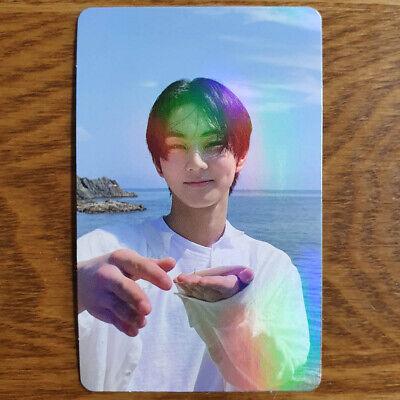 Jungwon Official Photocard Enhypen 1st Album Dimension : Dilemma Kpop Genuine