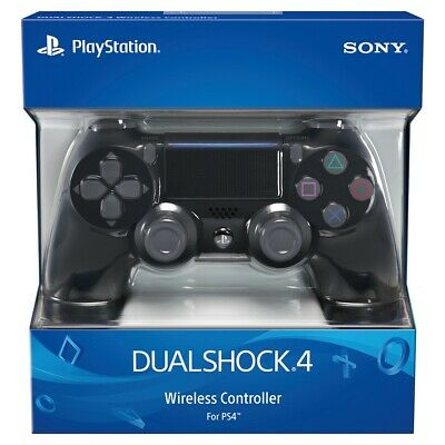 CONTROLLER PS4 SONY WIRELESS BLACK DUALSHOCK