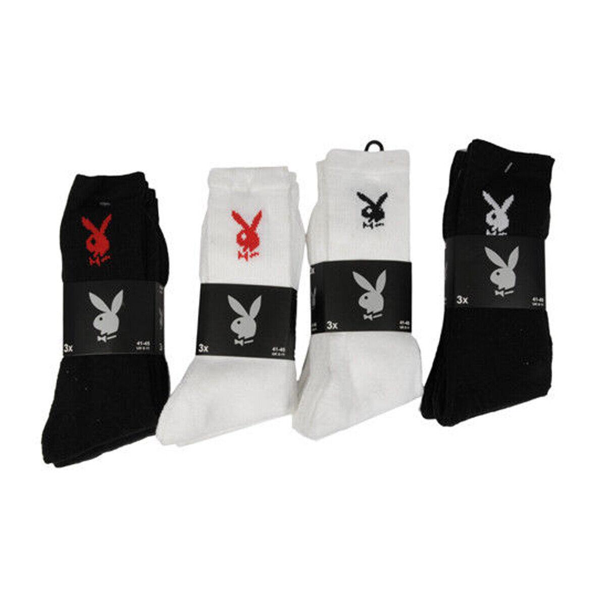e7fbe027b3b9c 6 X Playboy Socken - Strümpfe - Sportsocken - Tennissocken GR- 41 - 45