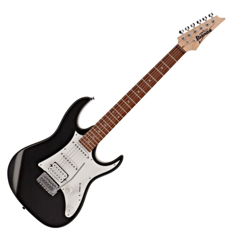 Ibanez GRX40-BKN Gio Series Electric Guitar, Black Night