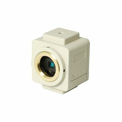 13 Inch Bnc Ccd Color Microscope Camera 470580 Tv Lines Ac20121122