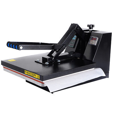 Heat Presses Transfer T-shirt Sublimation Machine Digital Clamshell 15 X 15