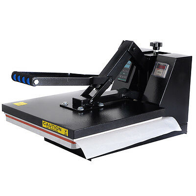 Heat Presses Transfer T-Shirt Sublimation Machine Digital Clamshell 15
