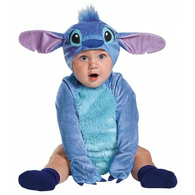 Stitch Costume Baby Lilo & Stitch Halloween Fancy - Lilo Costume