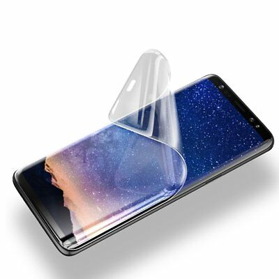 2x Samsung Galaxy S9 Panzerglasfolie 3D für Display Schutz Folie Full Cover KLAR