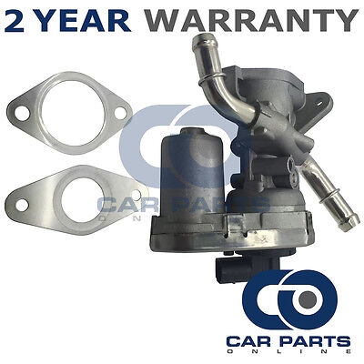 EGR VALVE EXHAUST GAS RECIRCULATION FOR CITROEN RELAY JUMPER 2.2 HDI 2006 ON