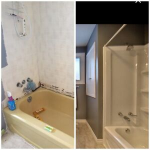 Quality Renovations at Affordable Prices! Call for a free quote!