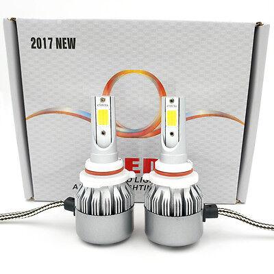 9006 9012 900W 135000LM Car LED Conversion Headlight Kit 6000K Xenon White Bulbs