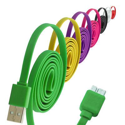 1m USB 3.0 Kabel A an Micro B für Toshiba Stor.E BASICS externe Festplatte HDD F (Externe Festplatte Usb-kabel)