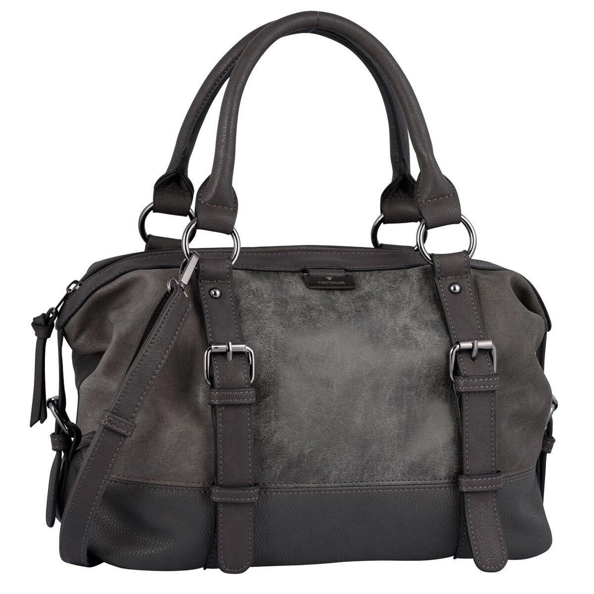 Tom Tailor Juna Bowling Bag Handtasche Schultertasche Henkeltasche 24418