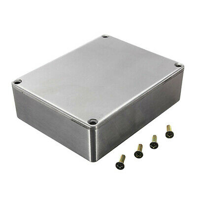Aluminum Electronics Enclosure Project Box Case Metal Electrical Diy