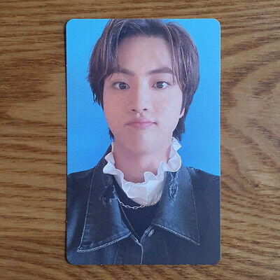 Jin Official Photocard BTS Butter Genuine Kpop