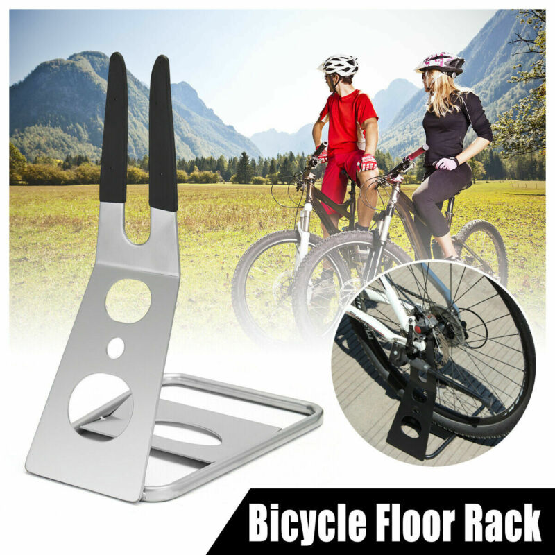 Bicycle Floor Quickly Push Parking Stand Storage Bike Displa