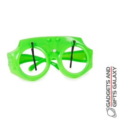 Wind Up Wacky Wipers Funny Glasses Halloween Fancy Dress Costume - Wind Up Halloween Costume