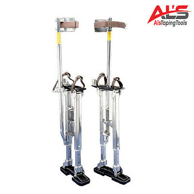 Dura-stilts Genuine Dura Iii Drywall Stilts 14-22- Small - Oem New