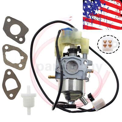 Carburetor Carb Asm For Honda 16100-zl0-d66 Eu3000i 2000i Eu3000is Generator Usa