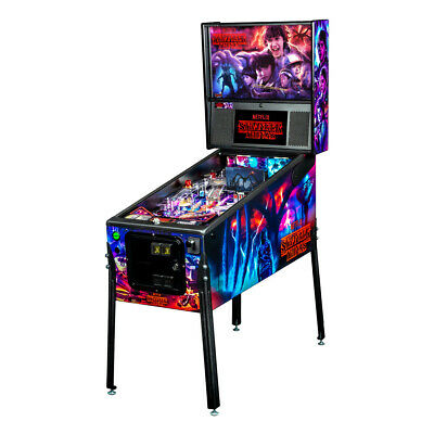 Stern Stranger Things Premium Pinball Machine