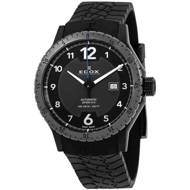 Edox-Chronorally-1-Automatic-Black-Dial-Men-Watch-80094-37GN-NBU1