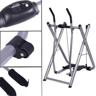 Air Walker Gravity Exercise Cross Trainer Workout Machine Strider Fitness UK