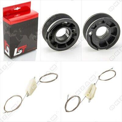 2x Elevalunas Eléctrico Repset Cable Rollo Trasero Para Mini Cabrio R52 R57