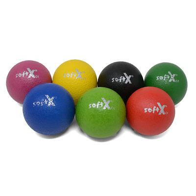 � 8 cm Schaumstoff-Ball Softball Spielball klein NEU in OVP (Kleine Schaumstoff-bälle)