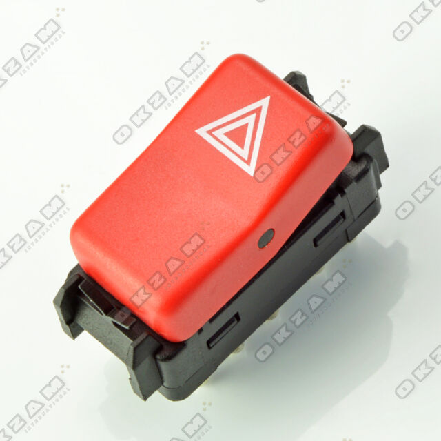 HAZARD WARNING SWITCH FOR MERCEDES-BENZ COUPE A124 / CABRIOLET C124 **NEW**