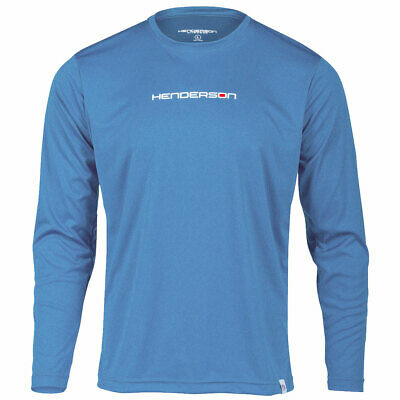Henderson Long Sleeve Hot Skins Water Shirts for Men