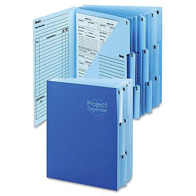 Smead 13 Tab 10-pocket Side Opening Project Organizer Expanding File Folder