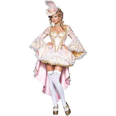 Marie Antoinette Halloween Costume (Marie Antoinette Costume Adult Masquerade Ball Halloween Fancy)