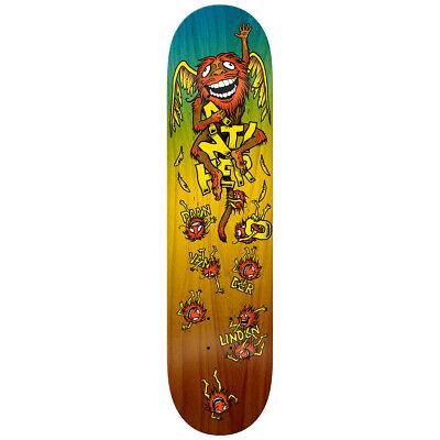 """Anti Hero Skateboard Deck GRIMPLE CHIMP DAAN 8.38"""" Van Der Linden Antihero"""