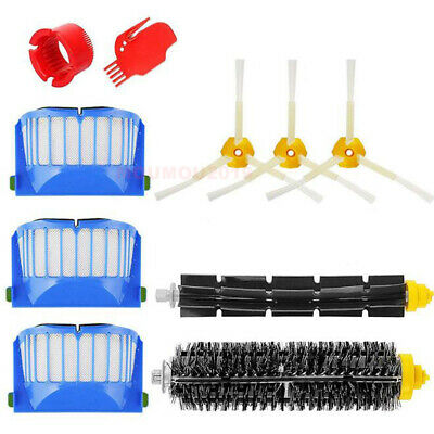 New Replacement Accessories Kit - Replacement Accessories Kit for iRobot Roomba 600 Series 690 680 660 655 651 650