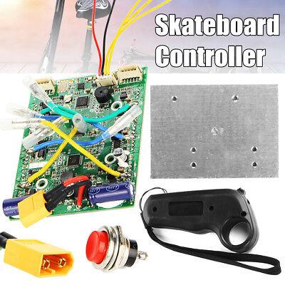 Dual Motors Electric Skateboard Longbaord Controller w/ Remote ESC Substitute