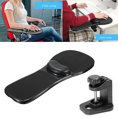 Ergonomic Home Office Computer Arm Rest Chair Desk Wrist Mouse Pad Support US - Ergonomic Arm Support