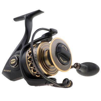 Penn Battle II BTLII1000 Spinning Fishing Reel - Right or Left Hand Retrieve