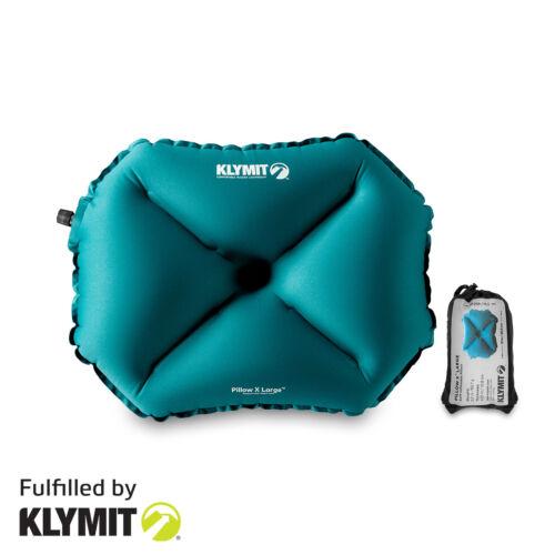 Klymit PILLOW X Large Lightweight Camping Pillow - Factory Second