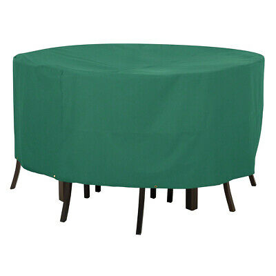 Classic Accessories Atrium Patio Table and Chair Cover, Roun
