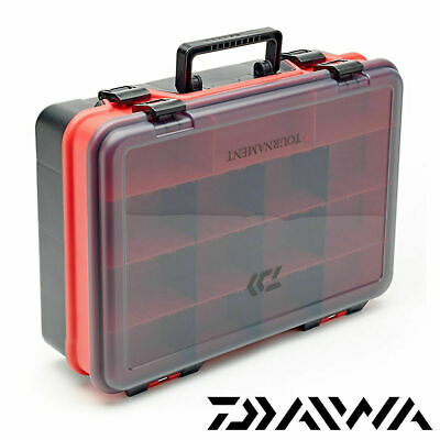 Daiwa Tournament Feeder Case 24C NEW Coarse Fishing Tackle Box
