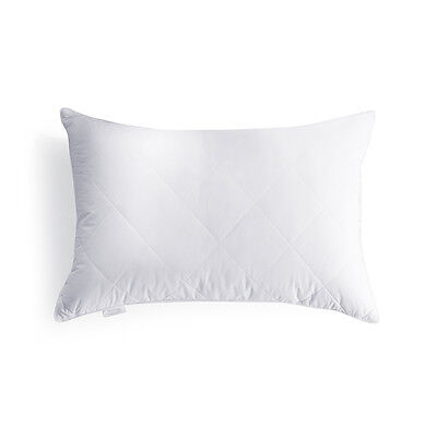 Down Proof Queen/King Size 100% Goose Feather Pillow 1pc&2pc