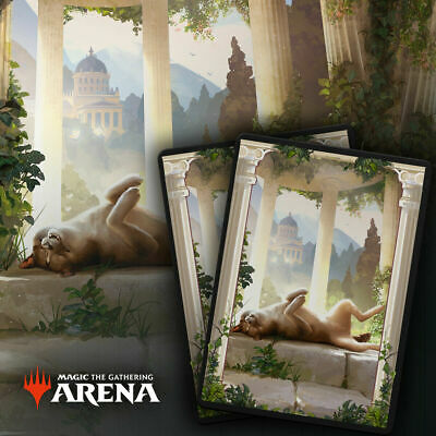 MtG Every Dog Has Its Day Arena Sleeve Code Magic the Gathering Secret Lair