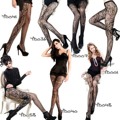 Women's Fashion Fishnet Pantyhose Stockings Tights Hosiery Regular/Plus - Fishnets Stockings