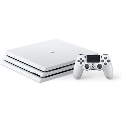 PlayStation PlayStation 4 Pro 1TB Gaming Console, Glacier White #3004664