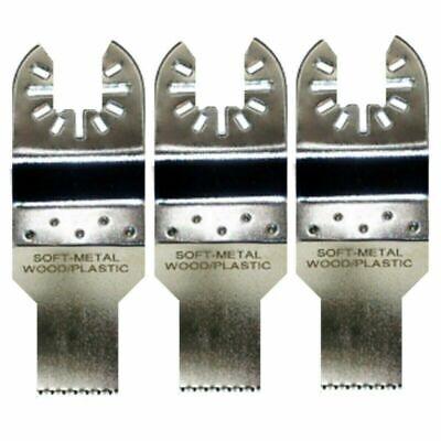 3 X 34 Oscillating Multi Tool Blade - Porter Cable Skil Fein Ridgid Compatible