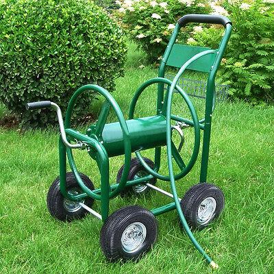Gartenschlauchwagen Metall Schlauchwagen Schlauchtrommel Schlauchaufroller