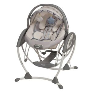 Greco Swing with removable vibrating seat