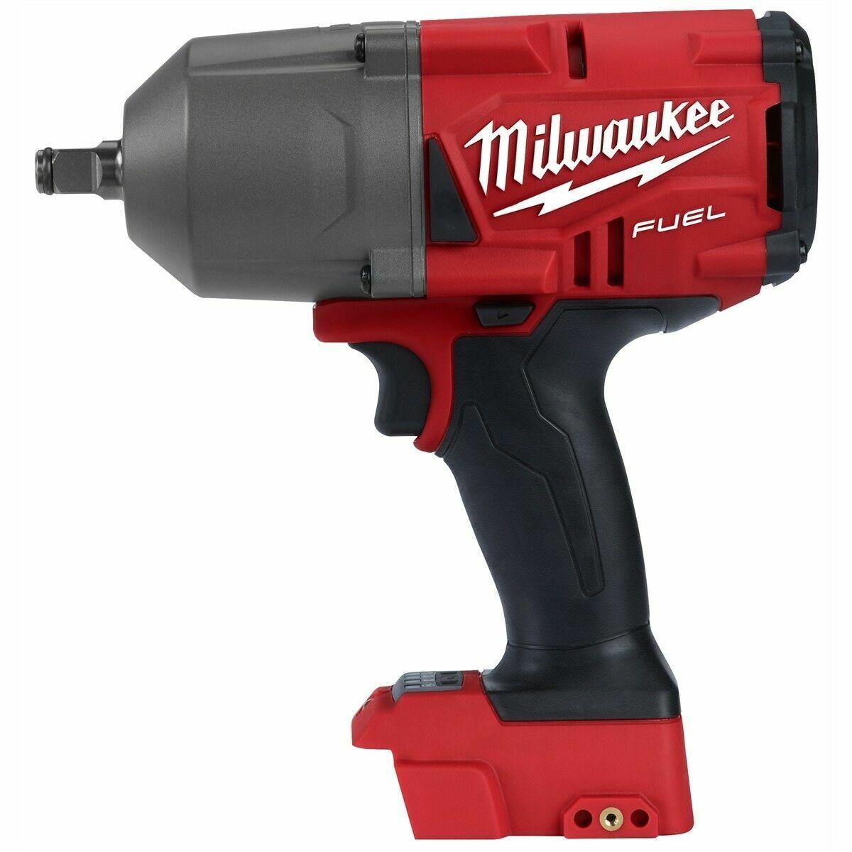 "Milwaukee 2767-20 M18 FUEL 1/2"" Drive Impact Wrench Gun W/FRICTION RING GEN 2"